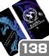 ブルーアイズ・ホワイト・ドラゴン手帳型スマホケース138