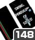 ペンデュラム手帳型スマホケース 148