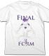 フリーザFinal form Tシャツ