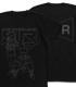 人造人間17号&18号Tシャツ