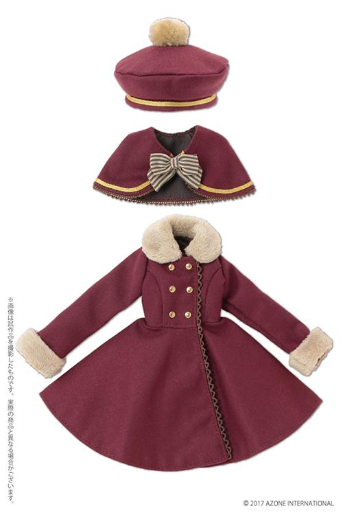 AZONE/Pureneemo Original Costume/POC430【1/6サイズドール用】PNS クラシカルドレスコートセット