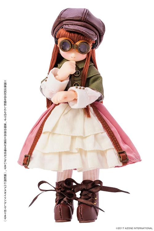 AZONE/Lil' Fairy/Lil' Fairy ~ちいさなちいさなお手伝いさん~ルティ PID019-LFL