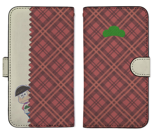 おそ松さん/おそ松さん/おそ松 手帳型スマホケース 138