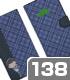 おそ松さん/おそ松さん/カラ松 手帳型スマホケース 158