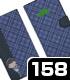 カラ松 手帳型スマホケース 158