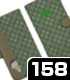 おそ松さん/おそ松さん/チョロ松 手帳型スマホケース 148