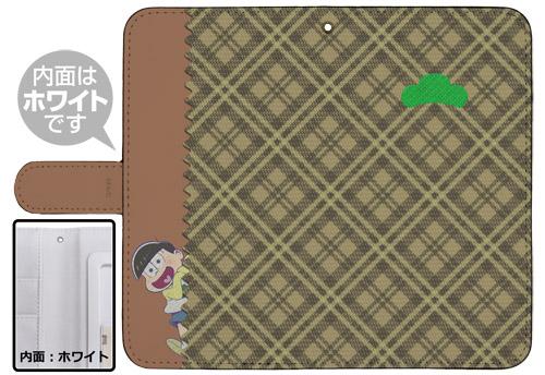 おそ松さん/おそ松さん/十四松 手帳型スマホケース158