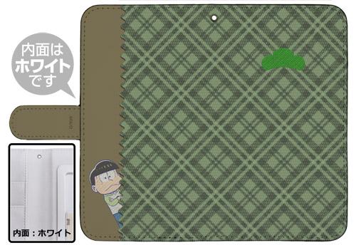 おそ松さん/おそ松さん/チョロ松 手帳型スマホケース 158