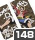 ルフィ手帳型スマホケース148