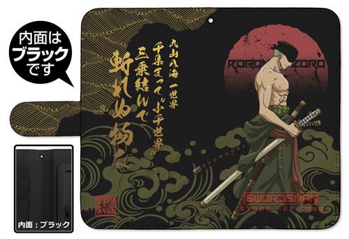 ONE PIECE/ワンピース/ゾロ手帳型スマホケース148