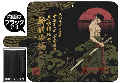 ONE PIECE/ワンピース/ゾロ手帳型スマホケース158