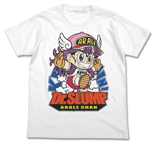 Dr.スランプ アラレちゃん/Dr.スランプ アラレちゃん/アラレちゃんフルカラーTシャツ