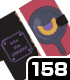 Ai手帳型スマホケース158