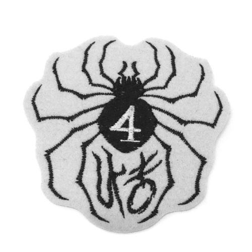 HUNTER×HUNTER/HUNTER×HUNTER/幻影旅団 蜘蛛 脱着式ワッペン ヒソカVer