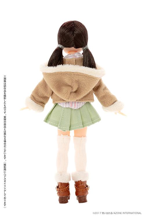 AZONE/えっくす☆きゅーと/ピコえっくす☆きゅーと 12thシリーズ ころん / スナッティキャットIV PID001-PSK