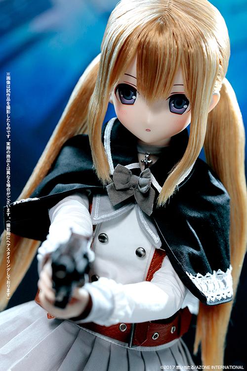 AZONE/ブラックレイヴンシリーズ/48 リリア / ブラックレイヴン ゼロ ~ジ・オリジナルトリガー~ AOD502-LBZ