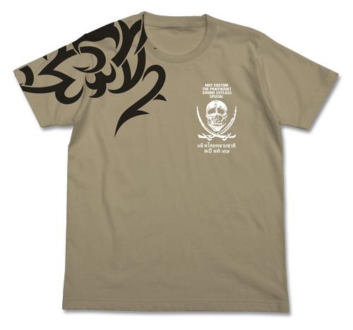 ブラック・ラグーン/ブラック・ラグーン/レヴィ タトゥーTシャツ