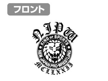 新日本プロレスリング/新日本プロレスリング/ライオンマーク Tシャツ オールドイングリッシュVer.