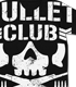 BULLET CLUBオールプリントTシャツ