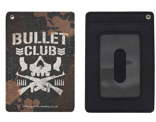 新日本プロレスリング/新日本プロレスリング/BULLET CLUBフルカラーパスケース
