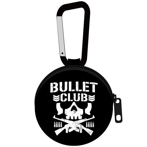 新日本プロレスリング/新日本プロレスリング/BULLET CLUB イヤホンポーチ