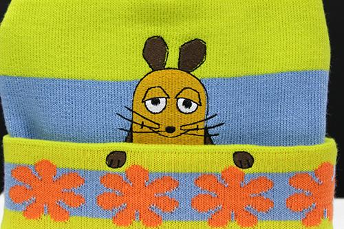 MAUS/MAUS(TM)/Maus ニット帽 マウス スプリング