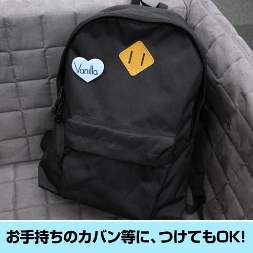 ネコぱら/ネコぱら/ソレイユ店員制服ネームプレート バニラVer.
