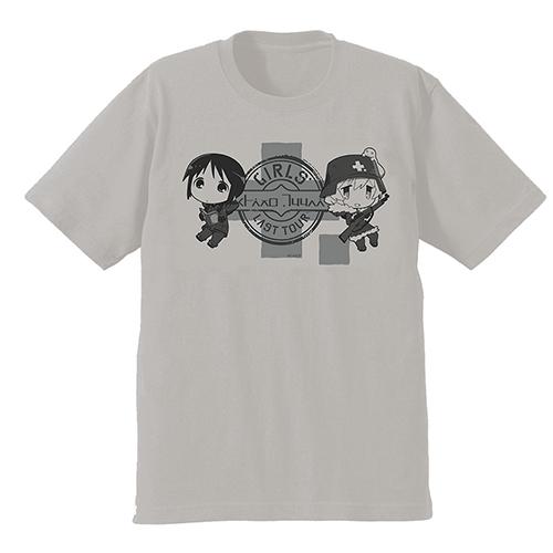 少女終末旅行/少女終末旅行/少女終末旅行 Tシャツ