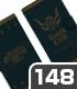 騎士の聖印 手帳型スマホケース148