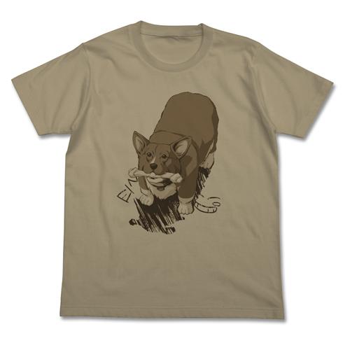カウボーイビバップ/カウボーイビバップ/骨型ガムを咥えたアインのTシャツ