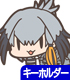 けものフレンズ/けものフレンズ/ハシビロコウが見ているTシャツ