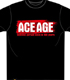 棚橋弘至「ACE AGE」Tシャツ
