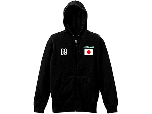 新日本プロレスリング/新日本プロレスリング/タグチジャパン オフィシャルパートナー パーカー