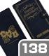 QMA マジックアカデミー手帳型スマホケース138