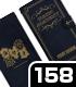 QMA マジックアカデミー手帳型スマホケース158