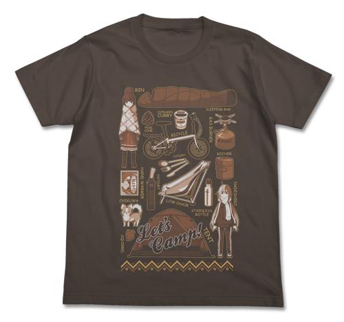 ゆるキャン△/ゆるキャン△/ゆるキャン△ Tシャツ