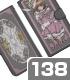 クリアカード編さくら 手帳型スマホケース138