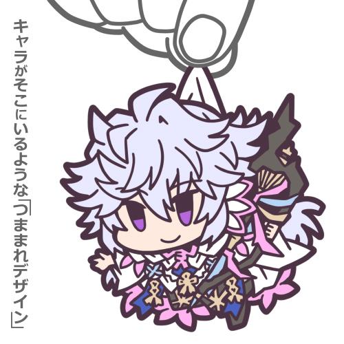 Fate/Fate/Grand Order/キャスター:マーリン つままれキーホルダー