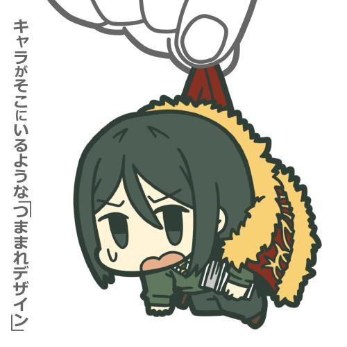 Fate/Fate/Grand Order/キャスター:諸葛孔明 つままれストラップ