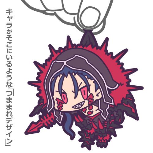 Fate/Fate/Grand Order/バーサーカー:クー・フーリン[オルタ] つままれストラップ