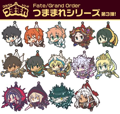 Fate/Fate/Grand Order/ルーラー:天草四郎 つままれストラップ