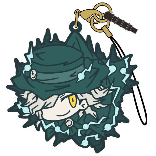 Fate/Fate/Grand Order/アヴェンジャー:巌窟王 エドモン・ダンテス つままれストラップ