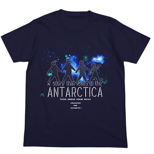 宇宙よりも遠い場所/宇宙よりも遠い場所/宇宙よりも遠い場所 Tシャツ