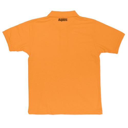ラブライブ!/ラブライブ!サンシャイン!!/高海千歌 刺繍ポロシャツ