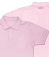 桜内梨子 刺繍ポロシャツ