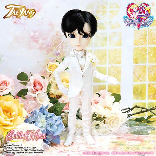 グルーヴオリジナル/テヤン (TAEYANG)/テヤン(TAEYANG)/地場衛 ウエディングバージョン(Mamoru Chiba Wedding Ver.)
