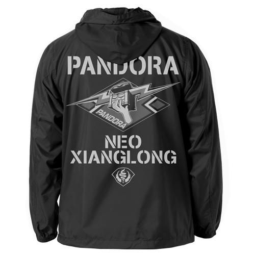 重神機パンドーラ/重神機パンドーラ/パンドーラ フーデッドウインドブレーカー