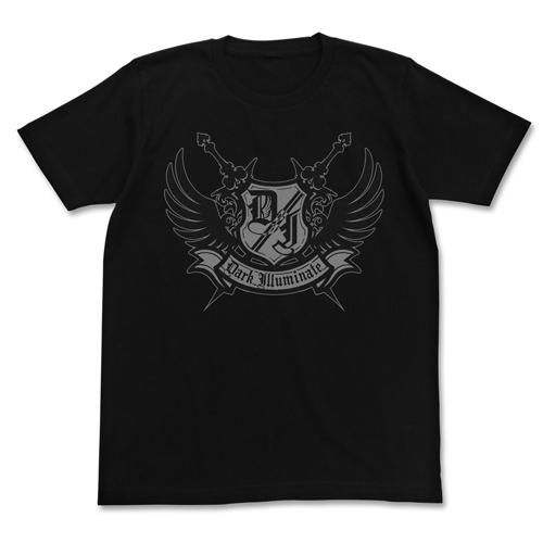 THE IDOLM@STER/アイドルマスター シンデレラガールズ/ダークイルミネイト Tシャツ ロゴVer.