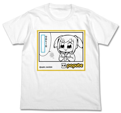ポプテピピック/ポプテピピック/ポプ子の持病 Tシャツ