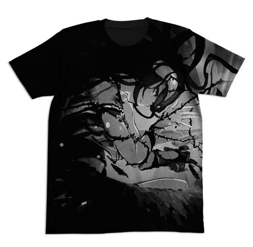 オーバーロード/オーバーロードII/アルベド オールプリントTシャツ
